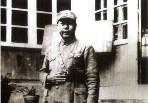 指挥收复腾冲的霍揆彰将军