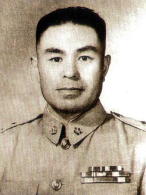 预备第2师师长顾葆裕将军