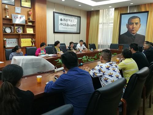 民革云南省妇青委召开十二届一次全体会议
